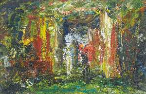 Jack Butler Yeats - The Princess of the Circu..