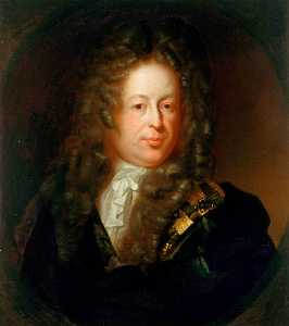 Hyacinthe Rigaud - John Lowther, 1st Viscount Lonsdale (1655–1700), First Lord of the Treasury and Lord Privy Seal