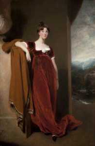 Thomas Lawrence - Harriet Anne, Countess of..