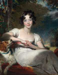 Thomas Lawrence - Lady Maria Conyngham