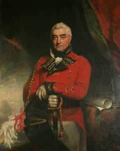 Martin Archer Shee - Major General Sir Barry C..