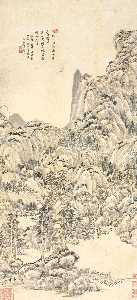 Zhang Geng - LANDSCAPE AFTER DONG QICH..