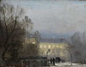 Anders Andersen Lundby - Illuminated Buildings in ..