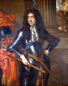 Benedetto Gennari The Younger - King Charles II