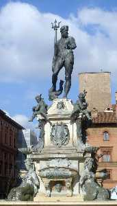 Jean Boulogne - Fountain of Neptune