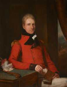 Domenico Pellegrini - General the Honourable Sir Galbraith Lowry Cole (1772–1842), GCB