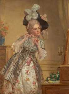 Talbot Hughes - The Bow