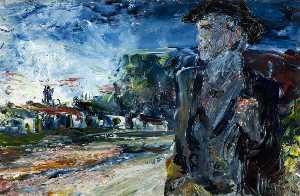 Jack Butler Yeats - Return of the Wanderer