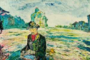 Jack Butler Yeats - The Grafter