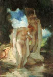 Géza Udvary - After the Bath