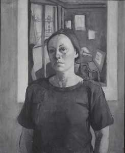 Mary Beth Mckenzie - Self Portrait (Matisse Pr..