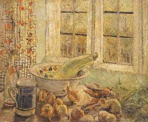 Louise Pickard - Still Life by a Window