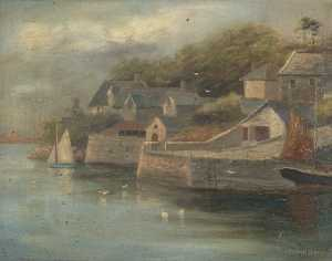 William Pitman - Harbourside