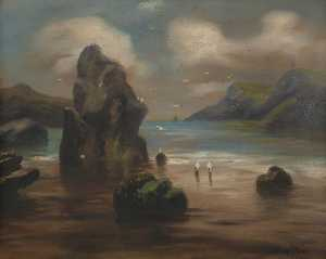 William Pitman - Cove