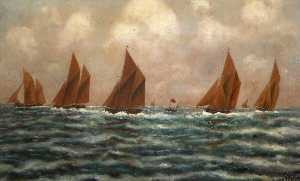 William Pitman - Regatta Trawlers