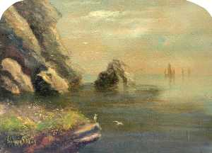 William Pitman - Rocky Cove