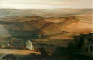 Ken Symonds - Penwith Landscape