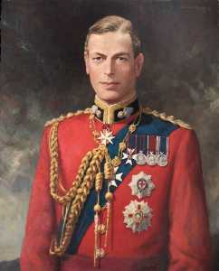 Howard Barron - Edward Duke of Kent, Colonel in Chief of the Royal Fusiliers (1937–1942)