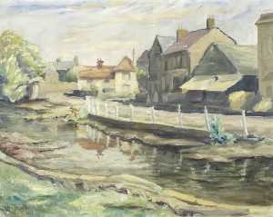 John Lomer Thirtle - The Lynch and River Frays..