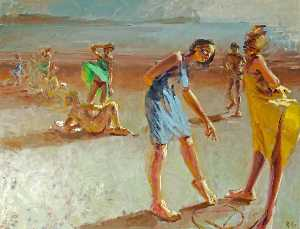 Kevin Sinnott - Geometry Lesson Beach Fiv..