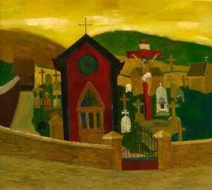 Eric Meadus - The Red Church