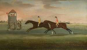 Thomas Butler - Race at Maidenhead, First..