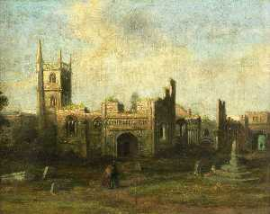 Samuel Griffiths Tovey - St James's Church and Pri..