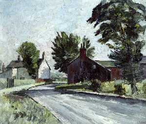 John Bowes - A Road to Ormskirk, Lanca..