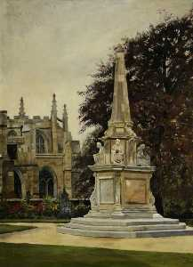 Francis Kenneth Elwell - The Monument, St Mary-s Church, Beverley, East Riding of Yorkshire