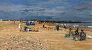 William Bowyer - The Beach