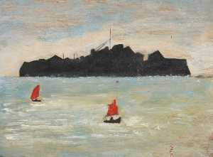 Olive Rogers - Warship, Milford Haven