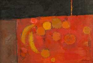 John Eaves - Red and Yellow Still Life