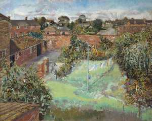 Malcolm Alastair Percy Ferguson - Walled Garden, Cannington