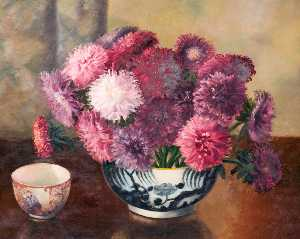 George Taylor - Double Asters