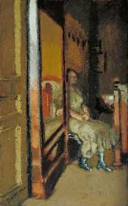 Walter Richard Sickert - L-Armoire à Glace