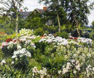 Gaines Ruger Donoho - A Garden