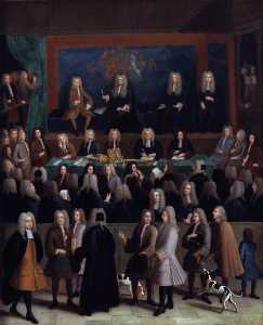 Benjamin Ferrers - The Court of Chancery dur..
