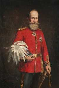 William Gordon Burn Murdoch - Major General Sir Robert Murdoch Smith (1835–1900), KCMG