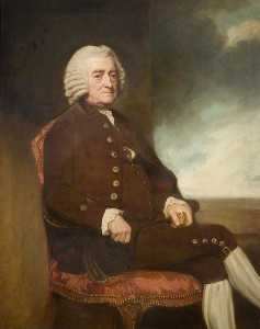 George Romney - John Smith (1703–1787)