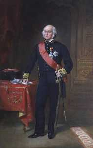 Francis Grant - James Bruce, 8th Earl of Elgin and 12th Earl of Kincardine, Governor General of India