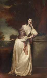 Francis Grant - Lady Katherine Isabella Manners, Countess Jermyn