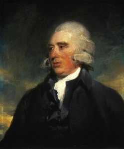 Thomas Lawrence - Dr John Moore (1730 1802), Physician and Author
