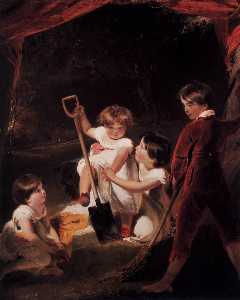 Thomas Lawrence - The Angerstein Children