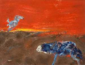 Robert Beauchamp - Running Horse