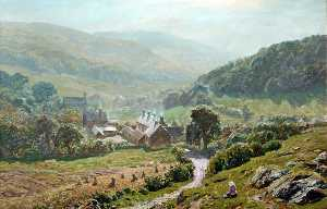 Thomas Huson - Sleepy Valley, Bala