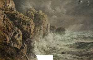 Thomas Huson - A Wild Day at the South Stack