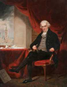 John Blake Macdonald - James Watt (1736–1819)