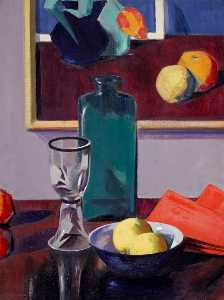 Francis Campbell Boileau .. - The Green Bottle