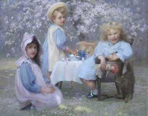 Albert Starling - The Tea Party