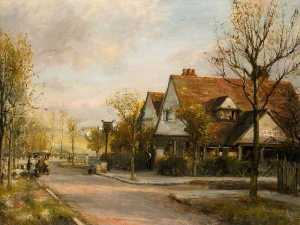 Charles James Fox - -The Skittles Inn-, Nevells Road, Letchworth